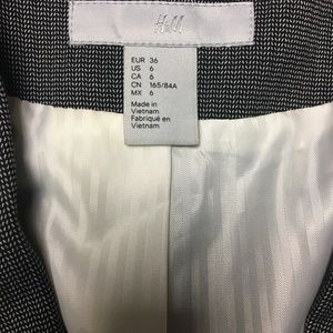 H&M Other - H&M Two Piece Suit